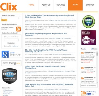 Clix Marketing