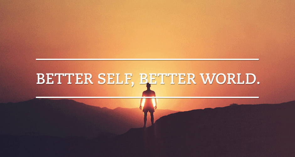better self, better world