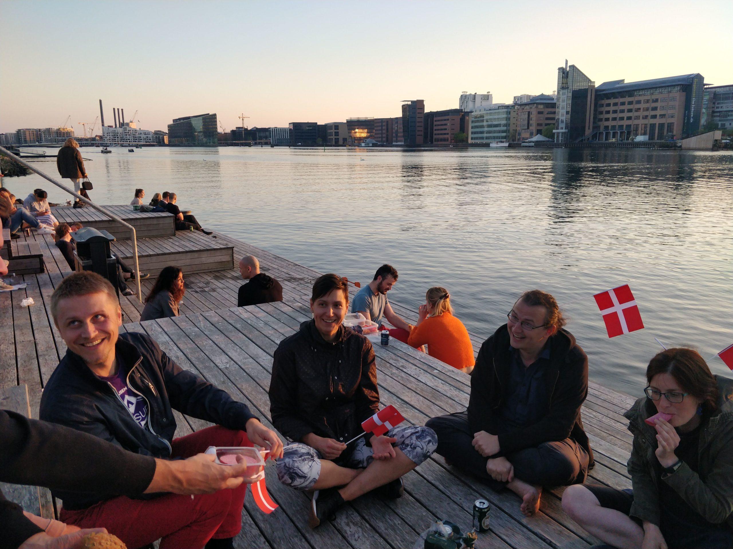 Measure camp Copenhagen 2019